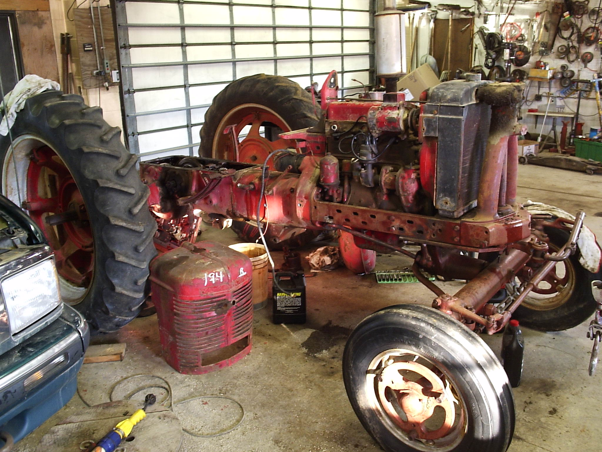 Hilltop Auto Salvage >> Hilltop Auto Salvage And Repair And Hilltop Tractor Parts